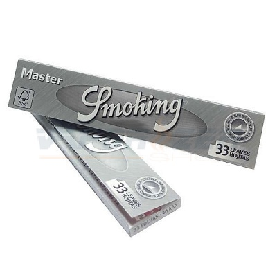 Smoking Master Extra Slim King Size Cigipapír 2